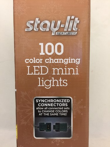 300 Count Christmas Lights Led - 8