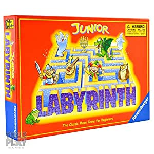 Ravensburger Junior Labyrinth Board Game,Games & Craft