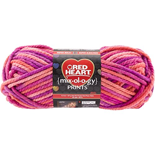 Red Heart Mixology Print ()