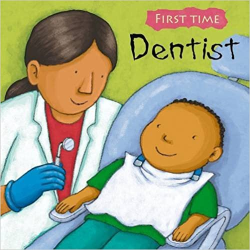 Book Dentist (First Time) by Jess Stockham (Illustrator) (3-Feb-2011)