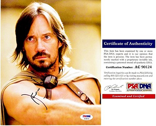 Signed Sorbo Kevin - Kevin Sorbo Autographed Signed Hercules 8x10 Photo - PSA/DNA Authentic