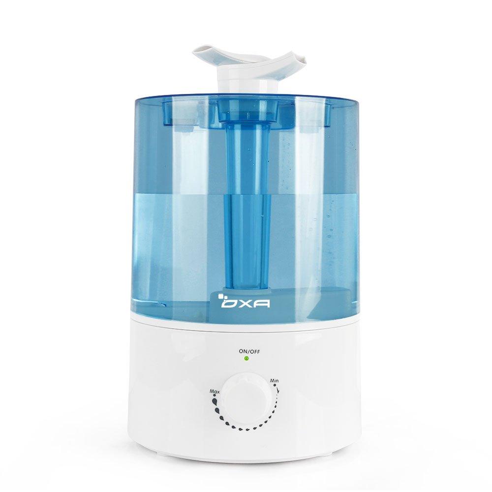 Amazon.com: OXA Whisper-Quiet Humidifier 4L Large Capacity Cool Mist ...