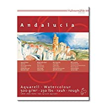 Hahnemuhle Andalucia Watercolour Pad 9.5X12.5