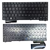 S-Union New Black UK Layout Laptop Keyboard with Point Stick for Samsung N148 N148-DP03 N148-DP04 N148-DP05 N150 NB20 NB30 N128 N145 NP-N145 N145-JP02 N145-JP03 NP-N143 N143-DP02 N143-DP01 N102 N102s