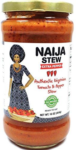 Naija Stew Extra Pepper