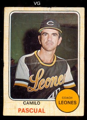 1974 Made in Venezuela Stickers (Baseball) Card# 173 camilo ...