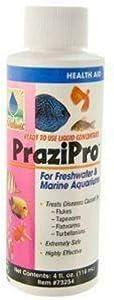 Hikari USA Inc. Prazipro - Safest Parasite Treatment 1oz