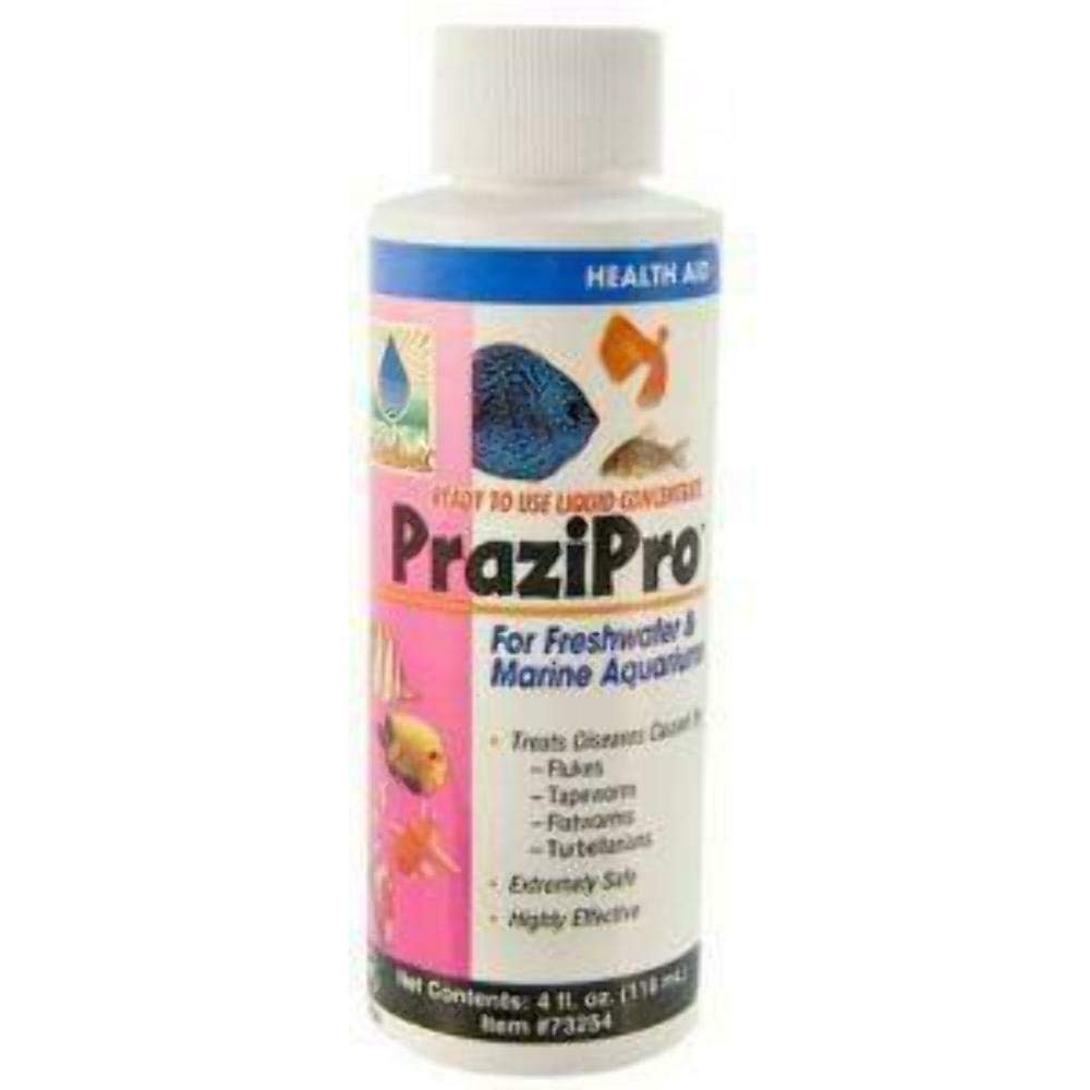 Hikari USA Inc. Prazipro - Safest Parasite Treatment 1oz