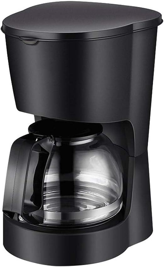NO BRAND R-LKK Cafetera, Compacto de la máquina de café, Acero Inoxidable Filtro Cafetera con Minuto Tiempo de ...