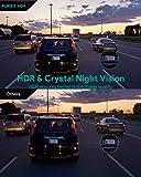 AUKEY Dash Cam FHD 1080p Car Camera Supercapacitor