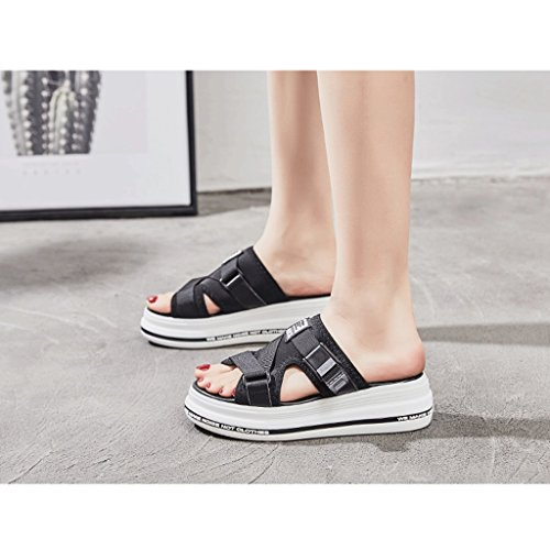 0 Size Summer Shoes 5 Fashion Slippers Female Wear Sports Sandals qgv1zn