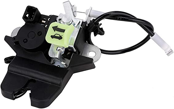 2013 2010 Replaces 81230-3Q000 Compatible with Hyundai Sonata 2009 812303Q000 Automatic Keyless Trunk 2015 2011 Replacement Trunk Rear Latch Door Actuator With Cable 2012 2014