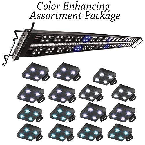 Marineland Fully Adjustable Advanced LED Light, 48-60