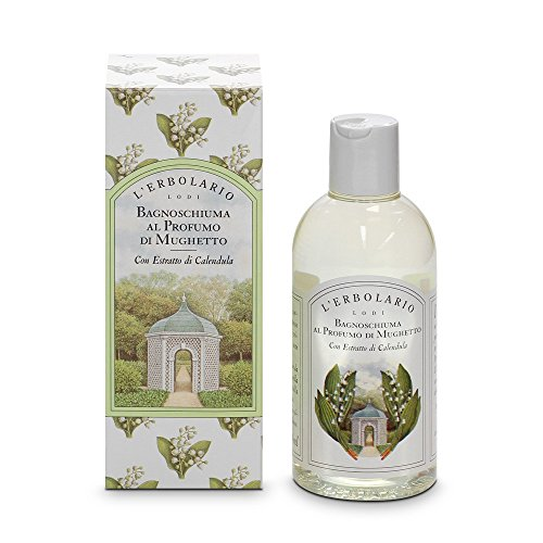 Mughetto (Lily of the Valley) Bath and Shower Foam by L'Erbolario ()