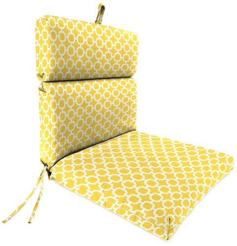 Yellow and Cream French Edge 21