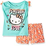 Hello Kitty Little Girls' Short Set with