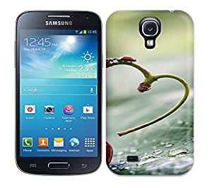 Running Gary Cherry Stem Hard Phone Case For Galaxy S4