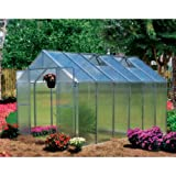 Riverstone Industries Monticello 8 x 12 ft. Greenhouse Review