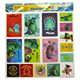 Monsters Inc Stickers - Monsters, Inc. Sticker Sheet
