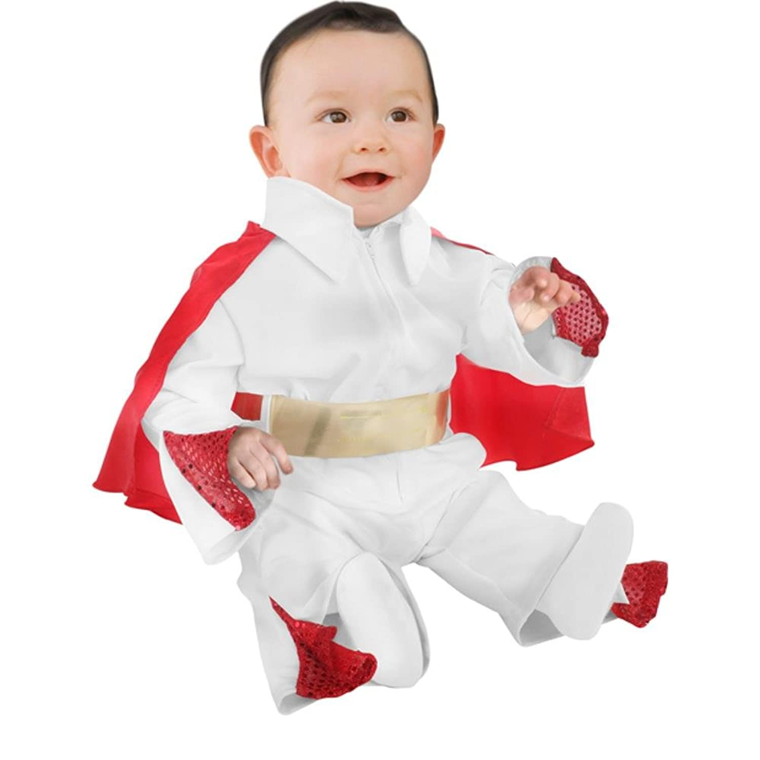Rock the party in one of these elvis presley halloween for Unique toddler boy halloween costumes
