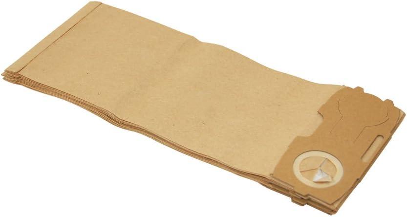 10 x VORWERK Vacuum Cleaner Paper Dust Bags To Fit VK122 VK120 VK121