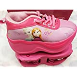 Girls Sneaker Shoes 2 in 1 Barbie theme Size 34