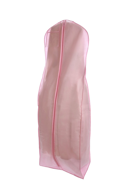 Amazoncom Pink Wedding Gown Travel Storage Garment Bag By Bags