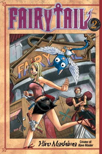 Fairy Tail, Vol. 2