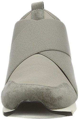 Kennel und Schmenger Schuhmanufaktur Tiger, Women's Low-Top Sneakers Grey (Stone Sole White)