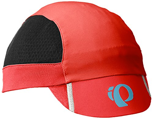 (Pearl iZUMi Transfer CYC Cap, True Red/Chili Pepper, One Size)