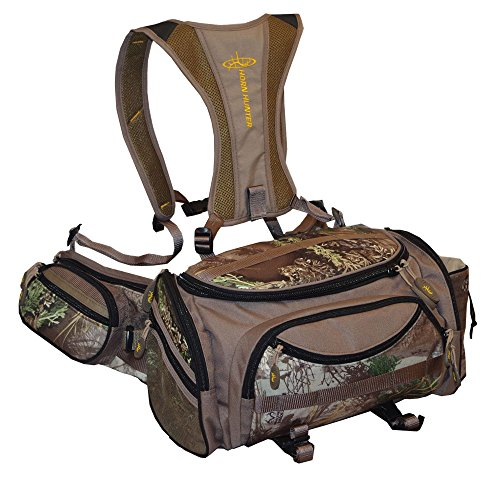 Sportsman's Outdoor Products Horn Hunter Drop Tine Deluxe Fanny Pack (APG Realtree)