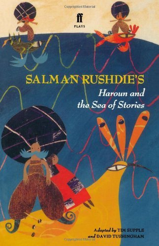 haroun and the sea of stories essay questions Salman rushdie wrote haroun and the sea of stories, during the long period of exile and hiding that followed a 1988 contract (fatwah) put out against him by the.