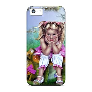 Case88me Cases Covers Protector Specially Made For Iphone 5c Solitude To Be Cherish