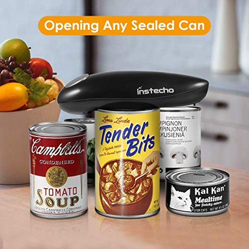 Electric Can Opener, Restaurant can Opener, Smooth Edge Automatic Electric Can Opener! Chef's Best Choice