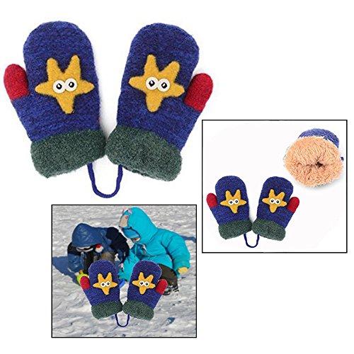 Sterntaler Kratzf/äustel guantes para Beb/és