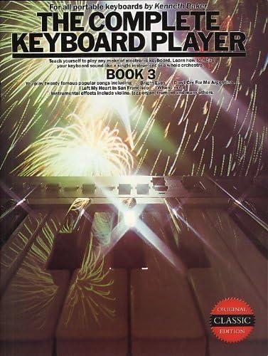 The Complete Keyboard Player: Book 3. Partituras para Teclado ...