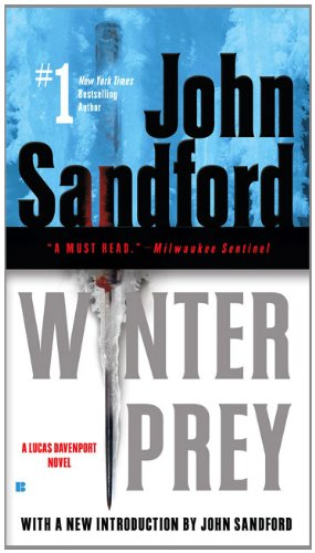 Winter Prey - Book #5 of the Lucas Davenport
