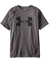Boys' Tech Big Logo Short Sleeve T-Shirt