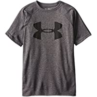 Under Armour Boys' Tech Big Logo Short Sleeve T-Shirt