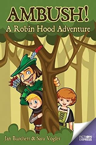 book cover of Ambush
