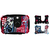 Sakar Monster High Digital Camera With Face Plate - Sakar 16048