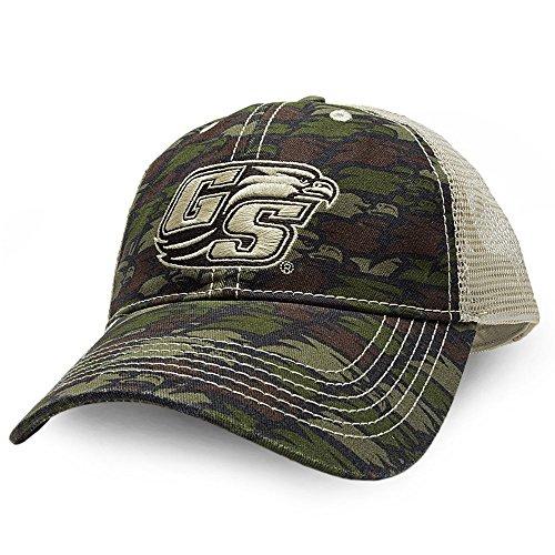 FANOUFLAGE NCAA Adjustable Trucker Hat – Georgia Southern Camo Baseball Cap -