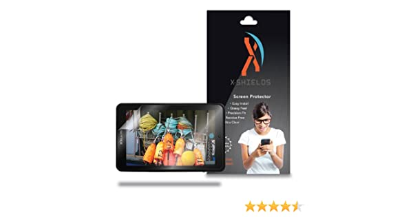 """Tablet Tempered Glass Screen Protector Cover For Azpen 7/"""" A729"""