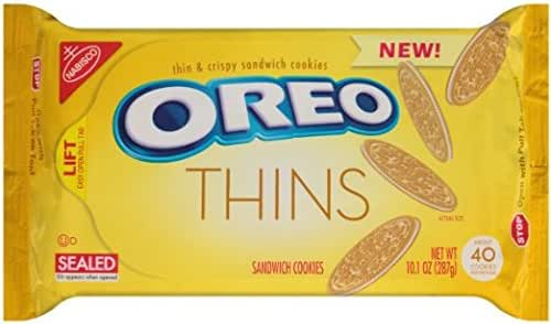 Cookies: Oreo Golden Thins