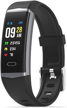 MUVIT PULSERA DE ACTIVIDAD IO HEALTH TENSIO LITE NEGRA LCD