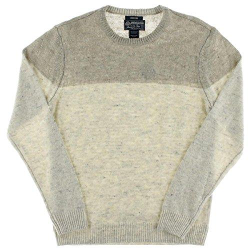 Trim Crewneck Sweater - 8