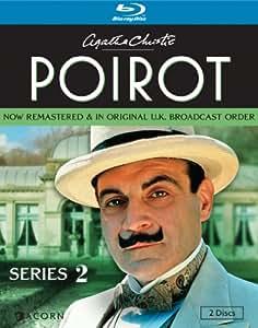 Poirot Series 2 [Blu-ray]