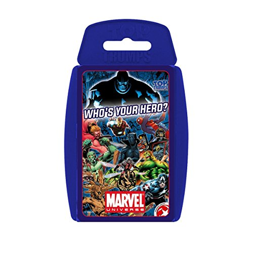 Top Trumps - Marvel Universe