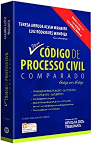 Novo Código de Processo Civil Comparado. Artigo por Artigo