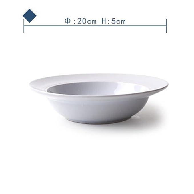 Sombrero de paja con rosca de cerámica Tazón de fuente para pasta ...